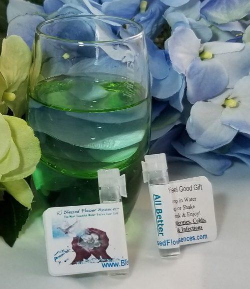 Flower Essence Sample Size Vial Image