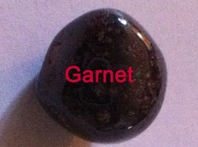 Garnet Healing Crystal Image
