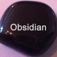 Obsidian Crystal Elixir