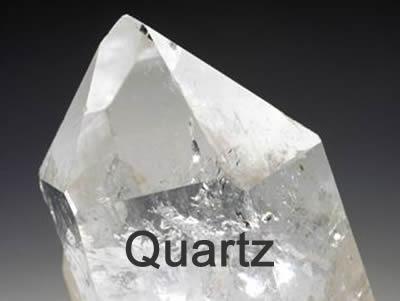 Quartz Healing Crystal Image