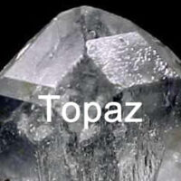 Topaz Crystal Elixir