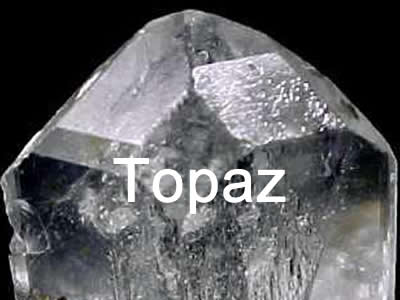 Topaz Healing Crystal Image