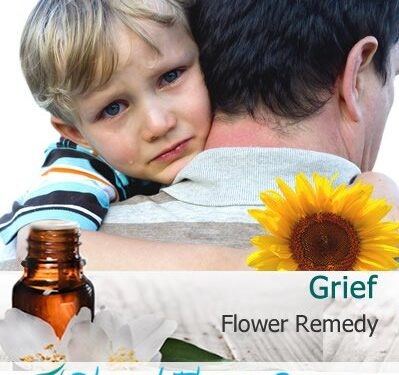 Grief Flower Remedy (Blessed Flower Essences Brand)