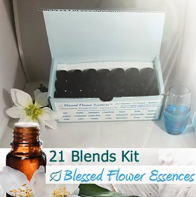 Flower Essence Blend Kit Box Set Image