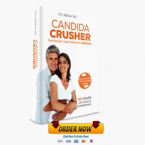 Candida Crusher Candida Treatment Solution Product Image