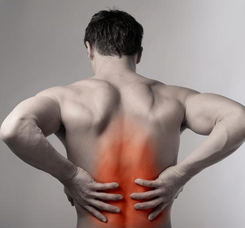 Middle Back Thoracic Pain