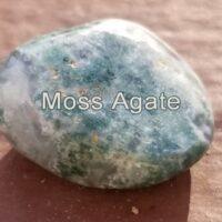 Moss Agate Crystal Elixir