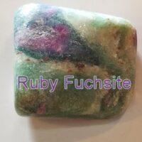 Ruby Fuchsite Crystal Elixir