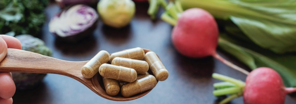 Basic Nutrition Through Whole Food Supplements