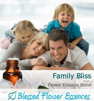 Family Bliss Flower Remedy Blend