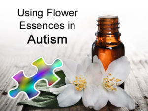 flower remedies for autism