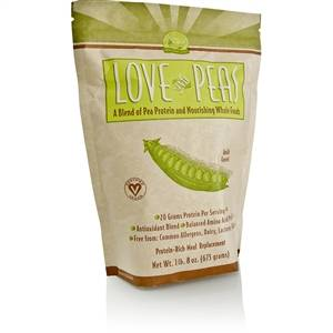 Love And Peas Protein Powder Nature's Sunshine