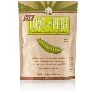 Love And Peas Sugar Free Protein Powder