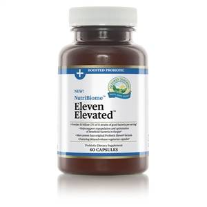 Probiotic Eleven Elevated Product Nature's Sunshine