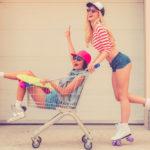 Virtuous Living Shopping Cart