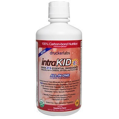 IntraKID All-In-One Liquid Supplement UPC 819246001012