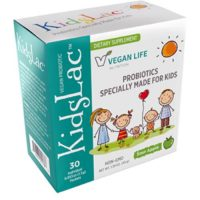 KidsLac Probiotics Sour Apple Flavored