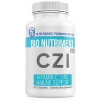 CZI Vitamin C, Zinc, Immune Support