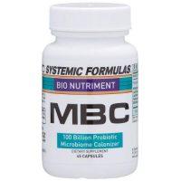 MBC Microbiome Colonizer Probiotic