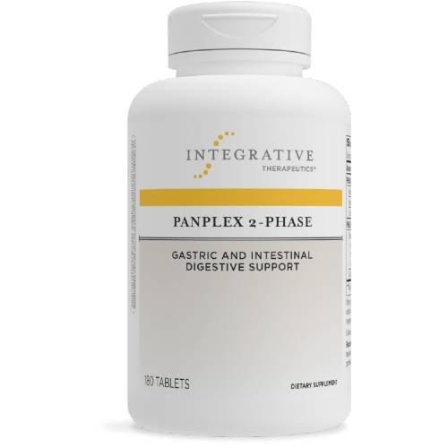 Panplex 2-Phase Gastric and Intestinal Digestive Support Supplement Integrative Therapeutics UPC 871791001770