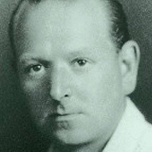 Dr. Edward Bach, MD Image
